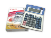 Calculator - Canon WS1210 Hi II