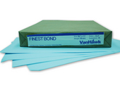 E plus stationery inc the preferred business partner Blue bond paper
